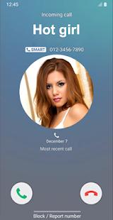 Talk with sexy girl (prank) 1.0 Screenshots 1