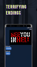 Scary Chat Stories - Free & Hooked with Addicted screenshot thumbnail