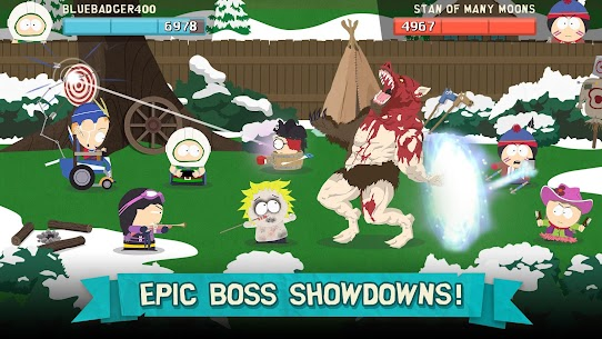 South Park: Phone Destroyer™ MOD APK 5.3.0 (Unlimited Mana, High DMG/DEF) 6