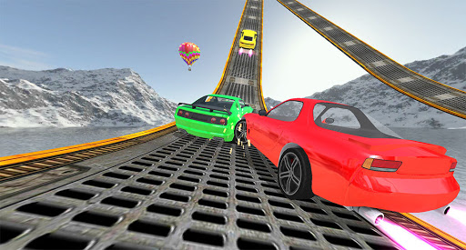 Car Stunts: Car Races Games & Mega Ramps apktram screenshots 9