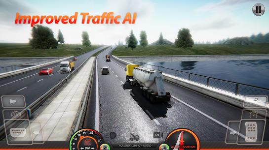 Truck Simulator : Europe 2 – Free APK Mod 4