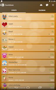 Countdown Days App & Widget MOD APK (Premium Unlocked) 8