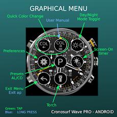 Cronosurf Wave Pro watchのおすすめ画像4