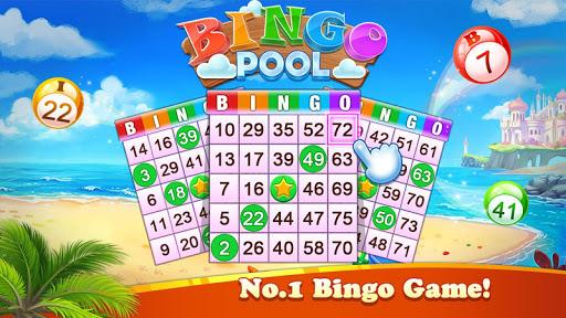Bingo Pool - Free Bingo Games Offline,No WiFi Game  screenshots 2
