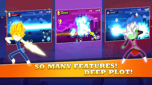 Stick Super Fight 1.6 screenshots 4