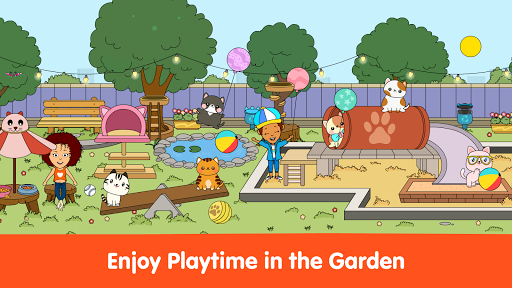 My Cat Townud83dude38 - Free Pet Games for Girls & Boys android2mod screenshots 5