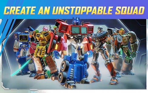 Transformers Forged to Fight MOD APK 5