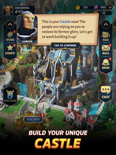 Kingdom Boss - RPG Fantasy adventure game online  screenshots 12