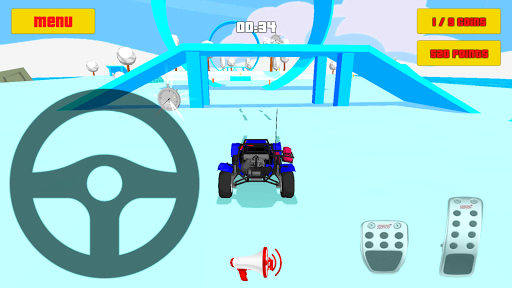Baby Car Fun 3D - Racing Game 201202 screenshots 4