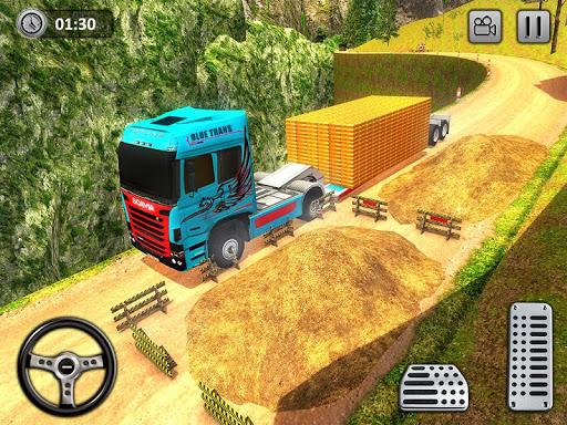 Uphill Gold Transporter Truck Drive apkdebit screenshots 10