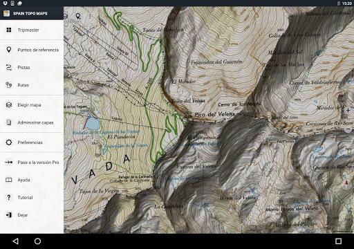 Tenerife Topo Maps 2.5.0 Screenshots 7