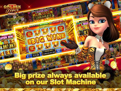 Golden Tiger Slots - Online Casino Game  screenshots 13