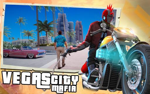 Grand Car Gangster: Real Crime and Mafia Simulator apkpoly screenshots 4