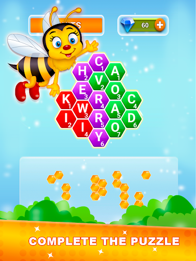 Word Little Bees  screenshots 15