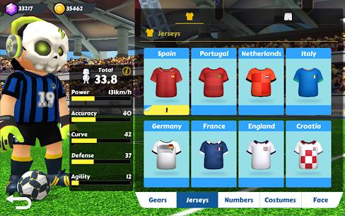Mobile Football MOD APK 2.0.10 (Ads Free) 15