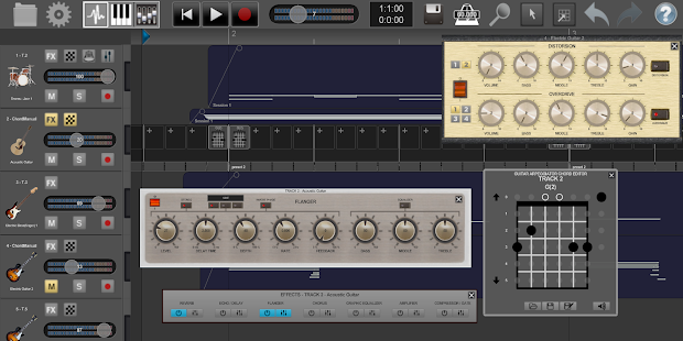 Recording Studio Pro Plus 7.0.2 Screenshots 2