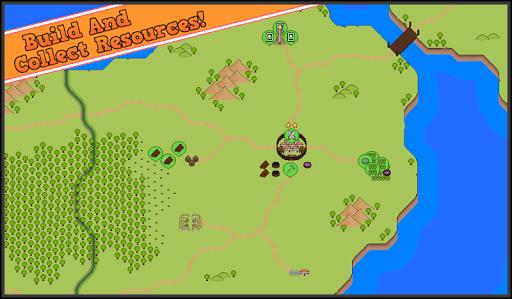 Alienum: The Alien War Battle Strategy Game - RTS screenshots 9