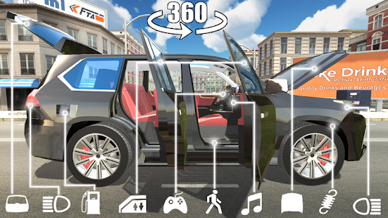 Offroad LX Simulator 1.46 screenshots 1