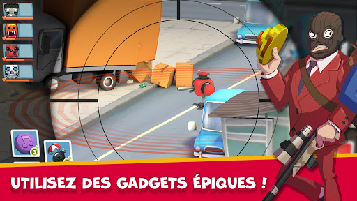 Télécharger Snipers vs Thieves APK MOD (Astuce) screenshots 1