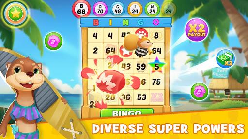 bingo eatery - free bingo & restaurant game screenshot 2