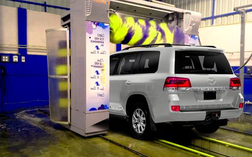 Modern Car Wash Service: Prado Wash Service 3D 1.0.5 screenshots 3