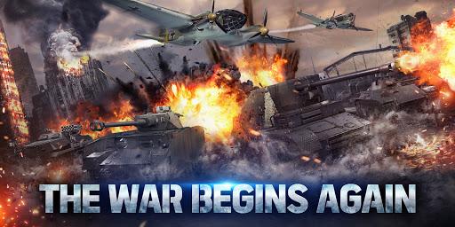 World of War Machines - WW2 Strategy Game screenshots 12