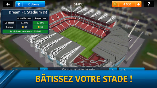 Dream League Soccer APK MOD screenshots 4