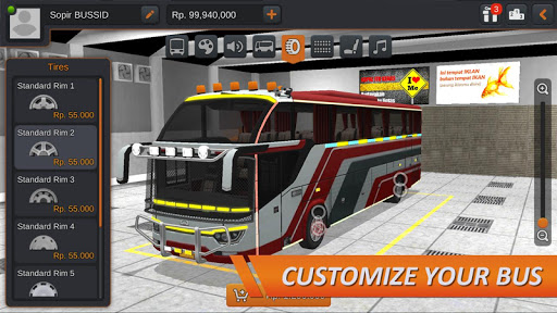 Bus Simulator Indonesia 3.4.3 screenshots 4