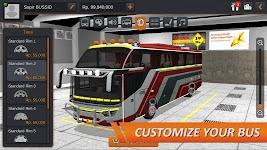 screenshot of Bus Simulator Indonesia