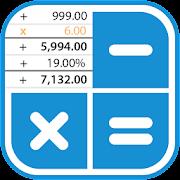 Adding Machine -  Smart Tape Calculator