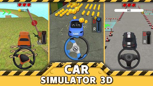 Car Simulator 3D  screenshots 1
