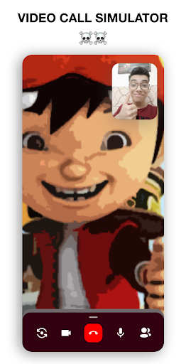 Call From Boboiboy™  📞 Video call and Chat  screenshots 1