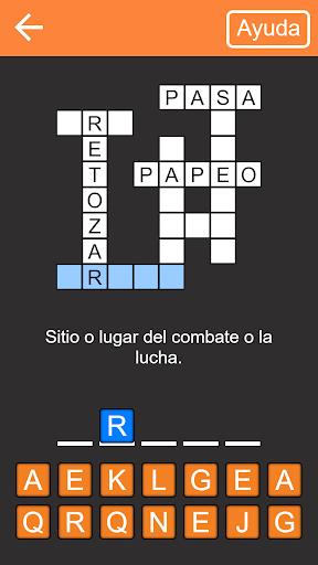 Crucigramas gratis en español 1.7.3 screenshots 1