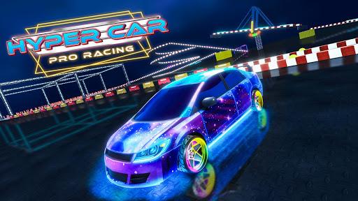 Hyper Car Pro Racing: Drifting  Race Stunts 1.1 screenshots 10