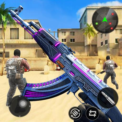 Gun Strike: Real 3D Shooting Game- Mobile FPS