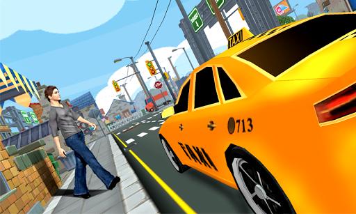 City Taxi Driving 3D 1.17 screenshots 1