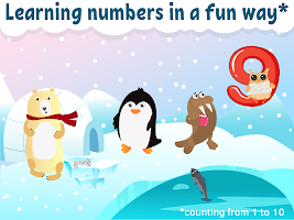 Learning numbers and counting for kids