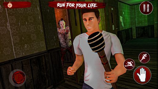 Pennywise Killer Clown Horror Games 2021  screenshots 11