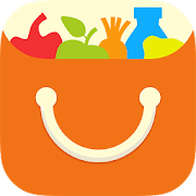 Organizy Grocery Shopping List