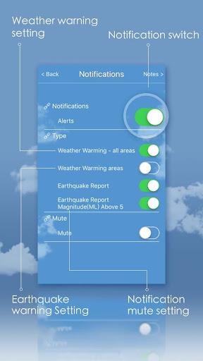 Taiwan Weather 5.4.1 Screenshots 5