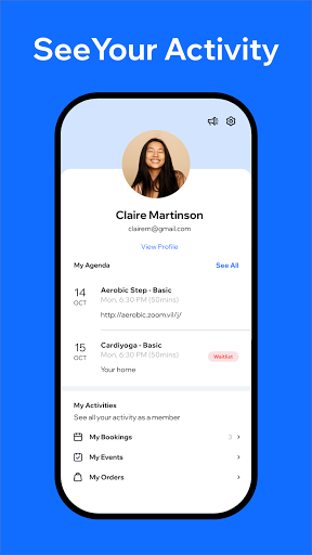 Spaces: Connect with Your Favorite Business.  screenshots 6