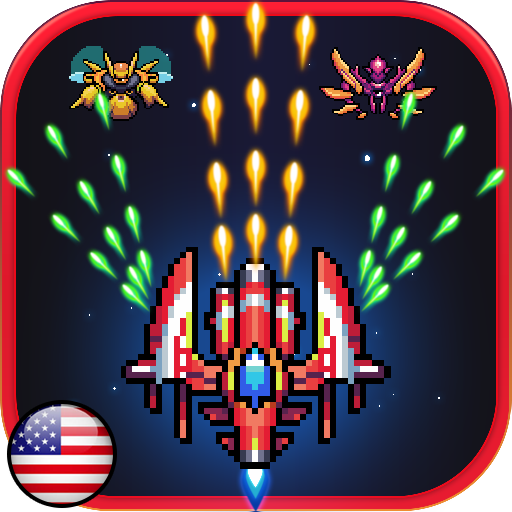 Falcon Squad: Galaxy Attack - Free shooting games