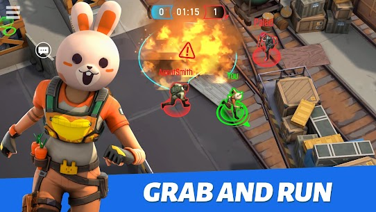 Outfire: Multiplayer Online Shooter Mod Apk 1.5.2 (All Weapons Unlocked) 4