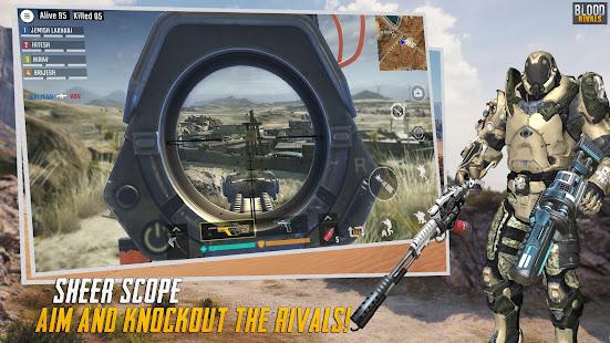 Blood Rivals - Survival Battleground FPS Shooter 2.4 Screenshots 15