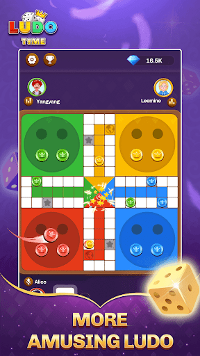 Ludo Time-Free Online Ludo Game With Voice Chat 1.2.1 screenshots 7