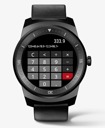 Calculator SP for Android Wear For PC Windows (7, 8, 10, 10X) & Mac Computer Image Number- 5