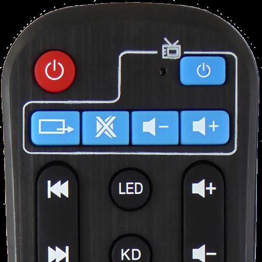 Baixar Remote Control For Android TV-Box/Kodi