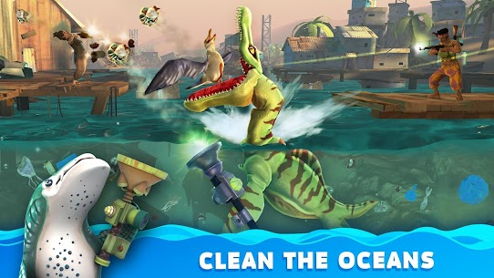 Hungry Shark World MOD APK v4.1.0 (MOD, Unlimited Money) 4