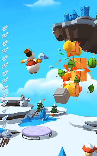 Stab Master : Fruit Smash 3D screenshots 13