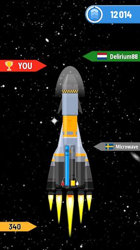 Rocket Sky!  screen 2